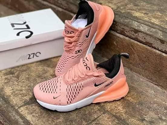 NIKE Airmax 270 Women's Shoes (Peach)