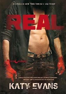 """#96 [PREMIEROWO] Recenzja książki """"Real"""" Katy Evans"""