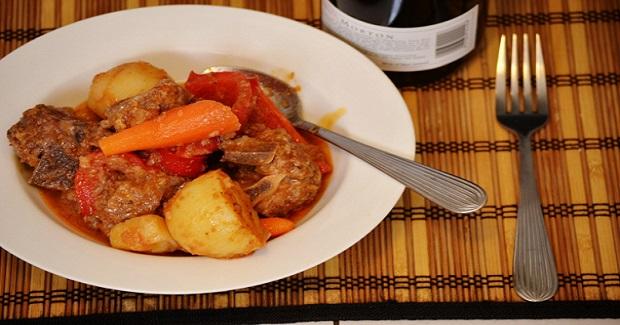Chamberlain (Beef Casserole) Recipe