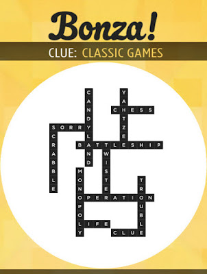 July 27 2017 Bonza Daily Word Puzzle Answers