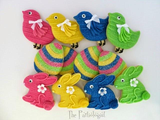 Sugar Cookies   www.ThePartiologist.com