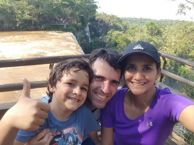 Circuito Superior Cataratas Argentinas