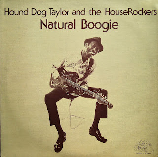 hound dog Taylor -lp cover