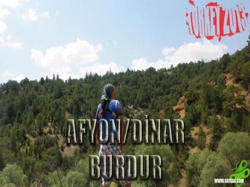 2013/07/21 Türkiye Turu 11. GÜN (Dinar-Burdur-Taşkapı)