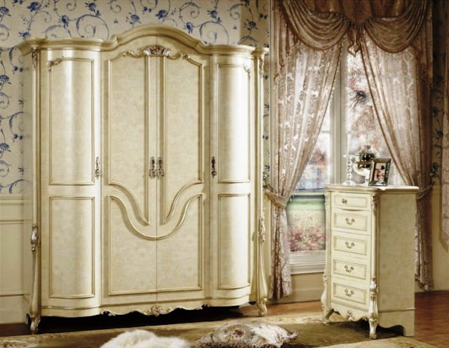 vintage french provincial bedroom furniture