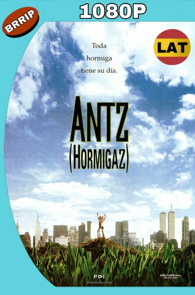 ANTZ – HORMIGUITAZ (1998) BRRIP 1080P LAT-ING MKV