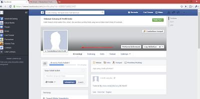 Cara Terbaru Membuat Akun Facebook Tanpa Nama (Blank)