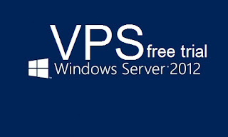 VPS Free trial windows server 2012