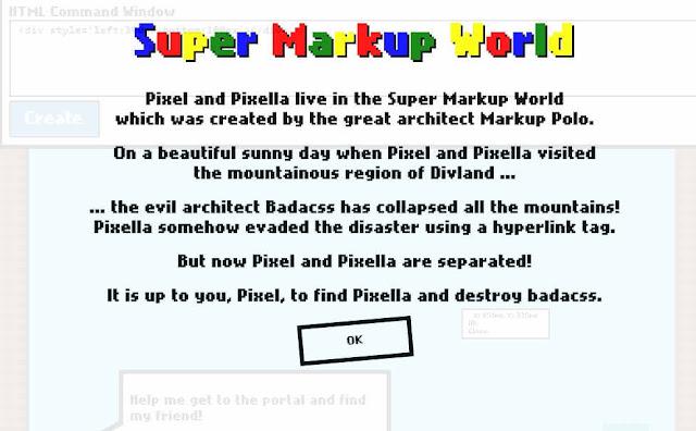 Super-Markup-World-juego-aprender-html-css