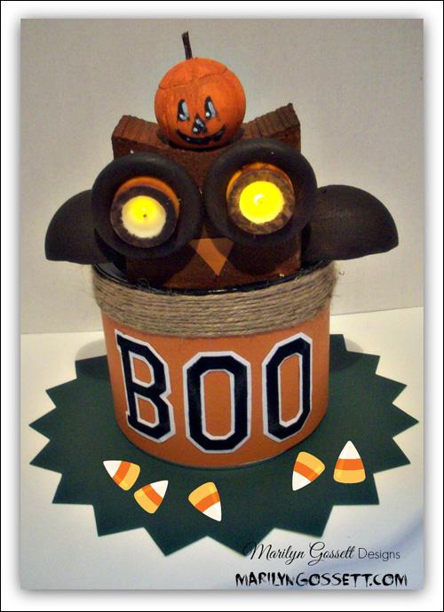 My Owl Barn: 10 Easy Halloween Craft Projects