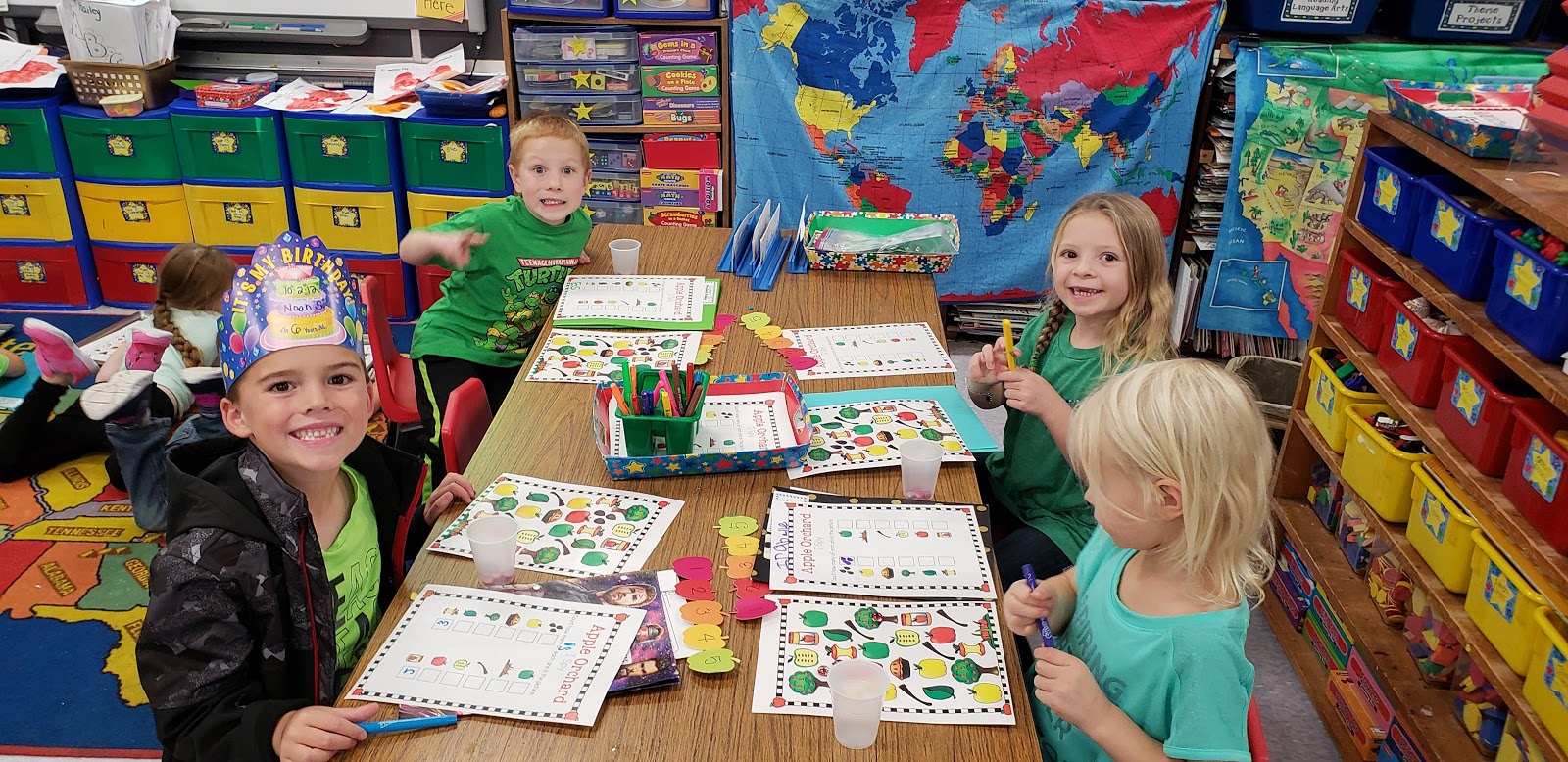 Mrs O S Kindergarten And Family Blog Week 5 Letters Mm Nn Oo Pp Fall Themes