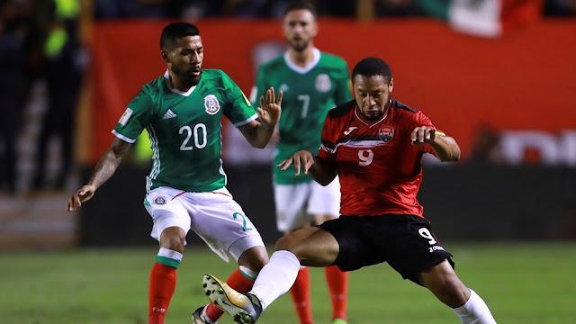México está a un punto de asegurar el primer lugar de la Hexagonal Final