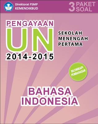 Gratis ebook untuk latihan Ujian Nasional SMP/ MTS 2014 s/d 2015