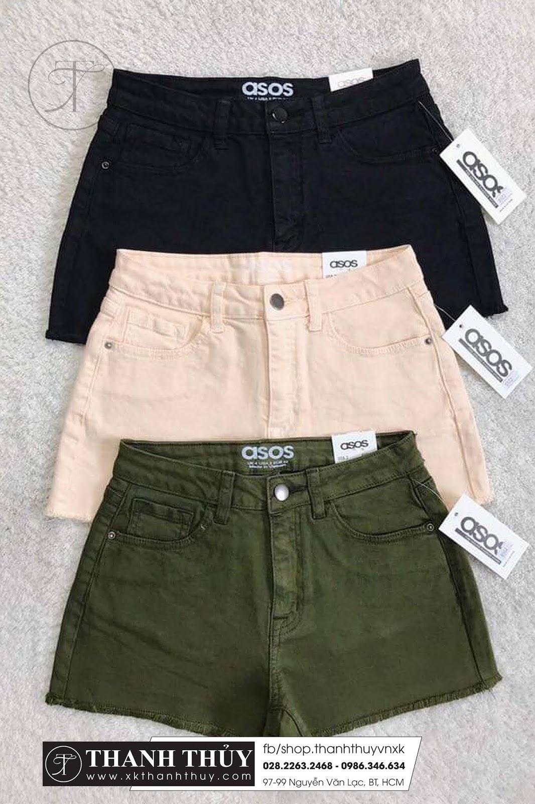 Quần short Thanh Thủy co giãn thời trang