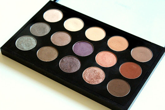 MakeUp Geek Eyeshadows / Review & Swatches