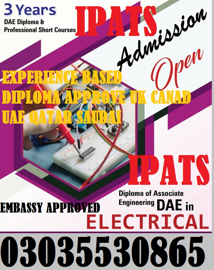 Professional Diploma In Refrigerator and Air Conditioning 3O3-553O865