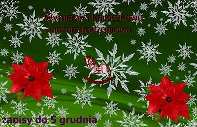 Wymianka Kareczkowa na Boże Narodzenie