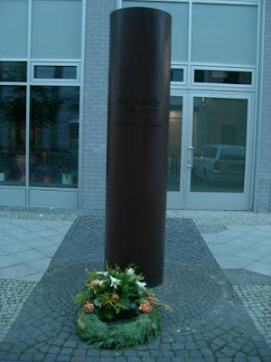 Memorial a Peter Fechter