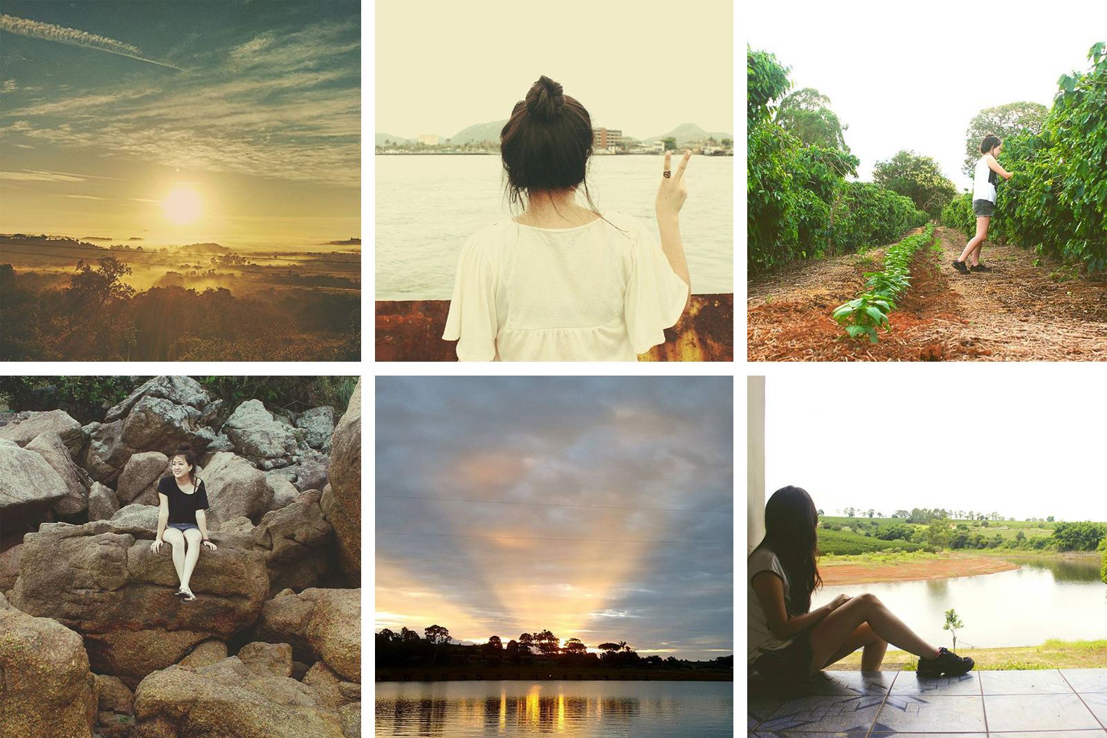 fotos aleatórias instagram pessoal