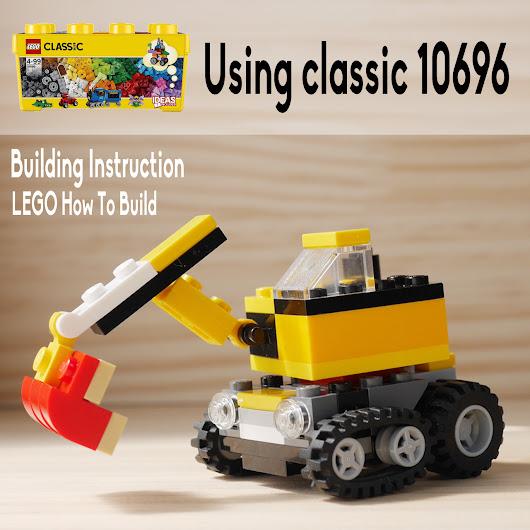Lego How To Build Google