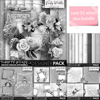 Frosty Weather & a challenge freebie