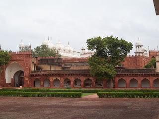 Moti Masjid Agra