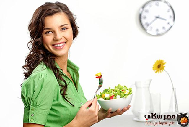 خطة كاملة بريجيم ( حمية ) السبعة أيام diet