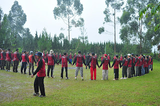 Program Outbound Bandung - Outbound Lembang