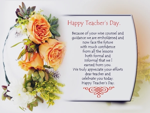 Happy teachers day quotes 2018 wishes images messages sms happy teachers day 2017 quotes wishes images messages sms greetings m4hsunfo