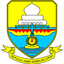 Logo Kabupaten Kota di Provinsi Jambi