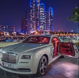 Rolls Royce is the favorite of many women.