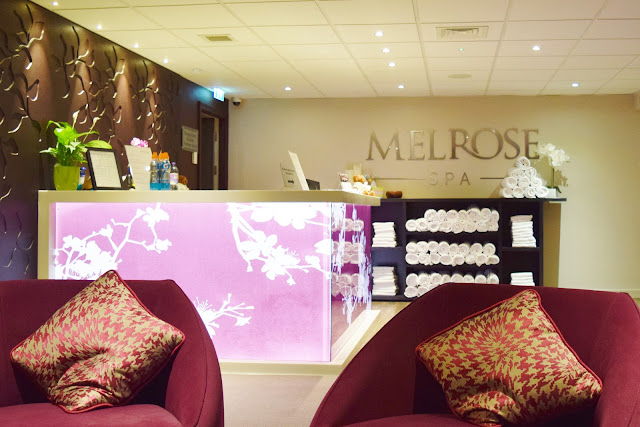 Radisson Blu Edinburgh's Melrose Spa