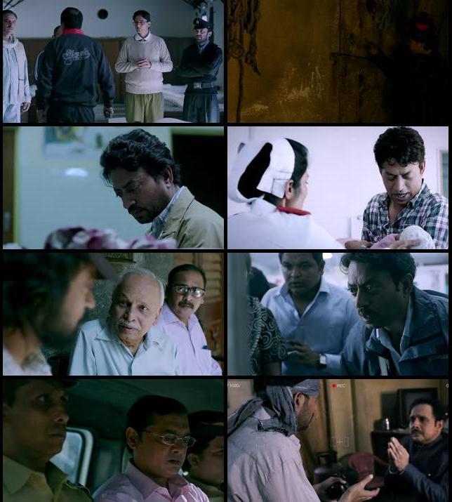 Madaari 2016 Hindi 480p BluRay