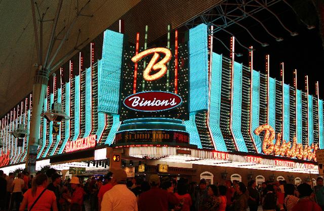 Binion's em Downtown Las Vegas
