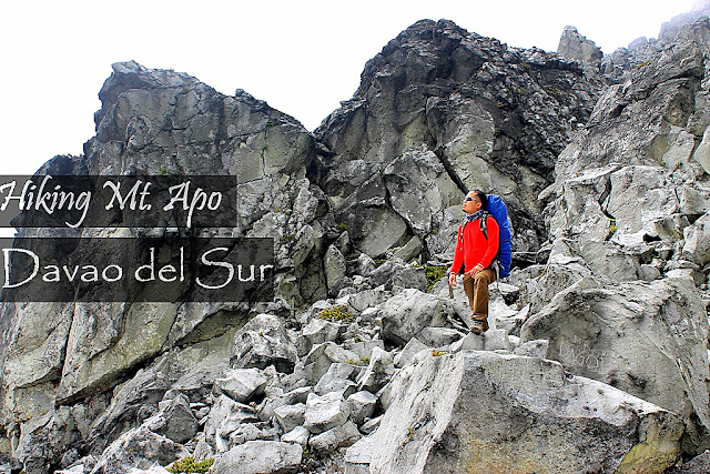 Mt. Apo hiking itinerary
