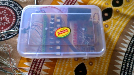 8 channel Diwali Light Controller