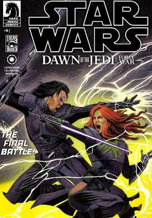 Star Wars: Dawn of the Jedi - Force War eBook Download