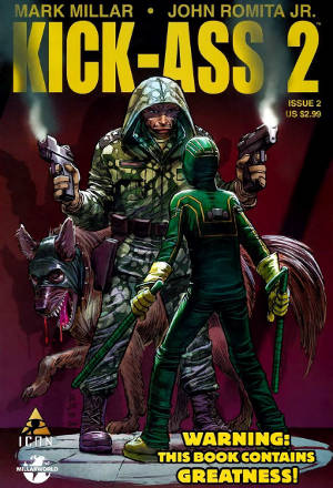 Kick-Ass 2 #2 Download PDF