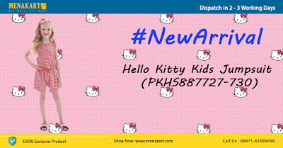 Hello Kitty Kids Jumpsuit Online