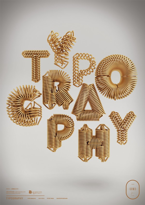 Peter Tarka Typography