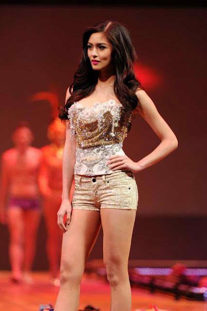 kim chiu bench universe fashion show 02