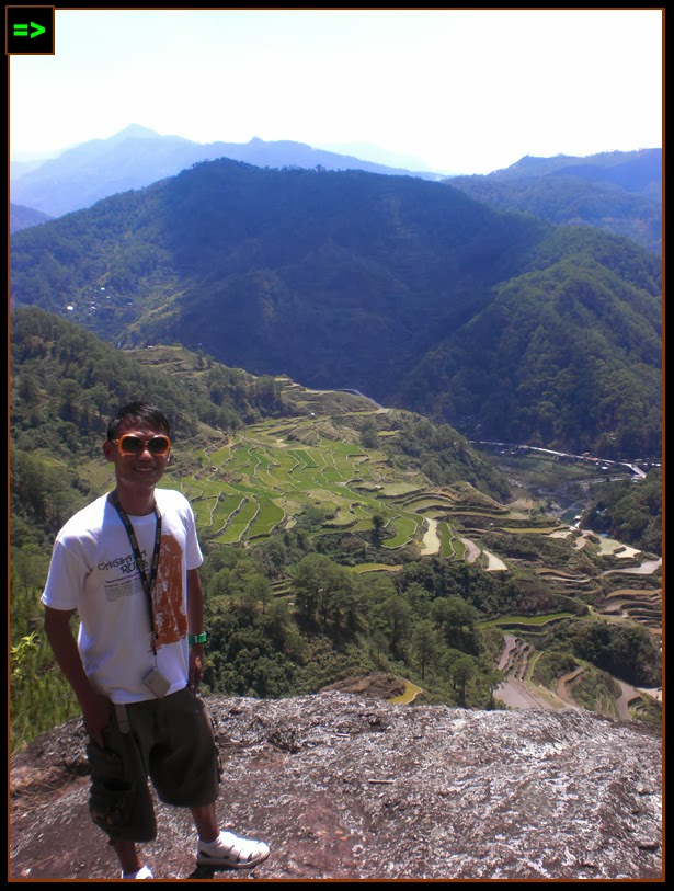 Palali Rice Terraces in Bontoc