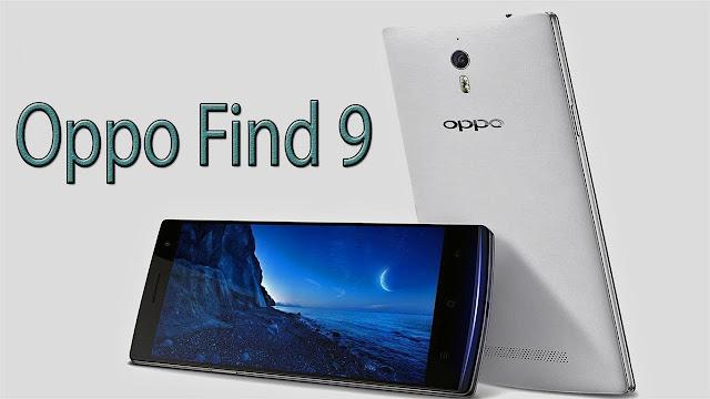 مواصفات وسعر هاتف Oppo Find 9 بالصور