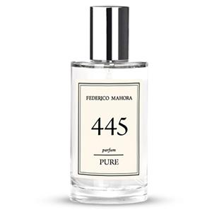 Sensual Floral Woody Perfume FM 445