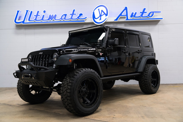 murdered jeep wrangler rubicon hard rock is for the. Black Bedroom Furniture Sets. Home Design Ideas