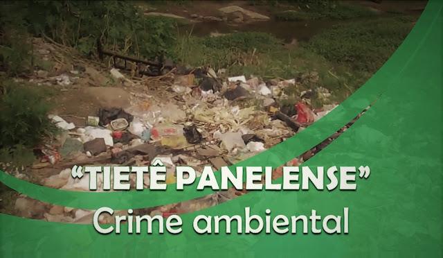 Crime ambiental em Panelas-PE?