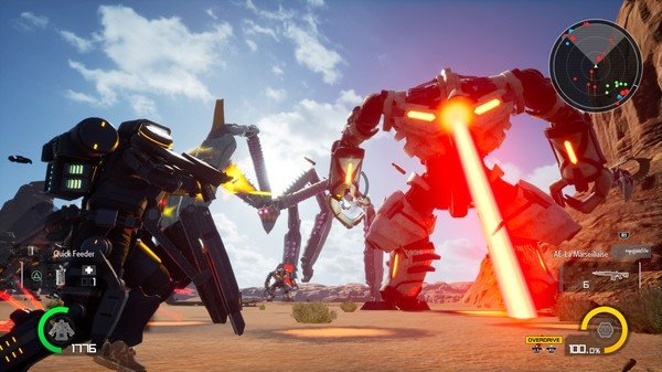 Earth Defense Force: Iron Rain (2019) PC Full Español