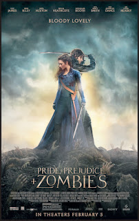 Download Film Pride and Prejudice and Zombies (2016) WEBRip Subtitle Indonesia