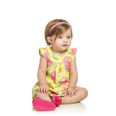 fornecedor de moda bebê infantil verão no atacado online no Brás em São Paulo SP
