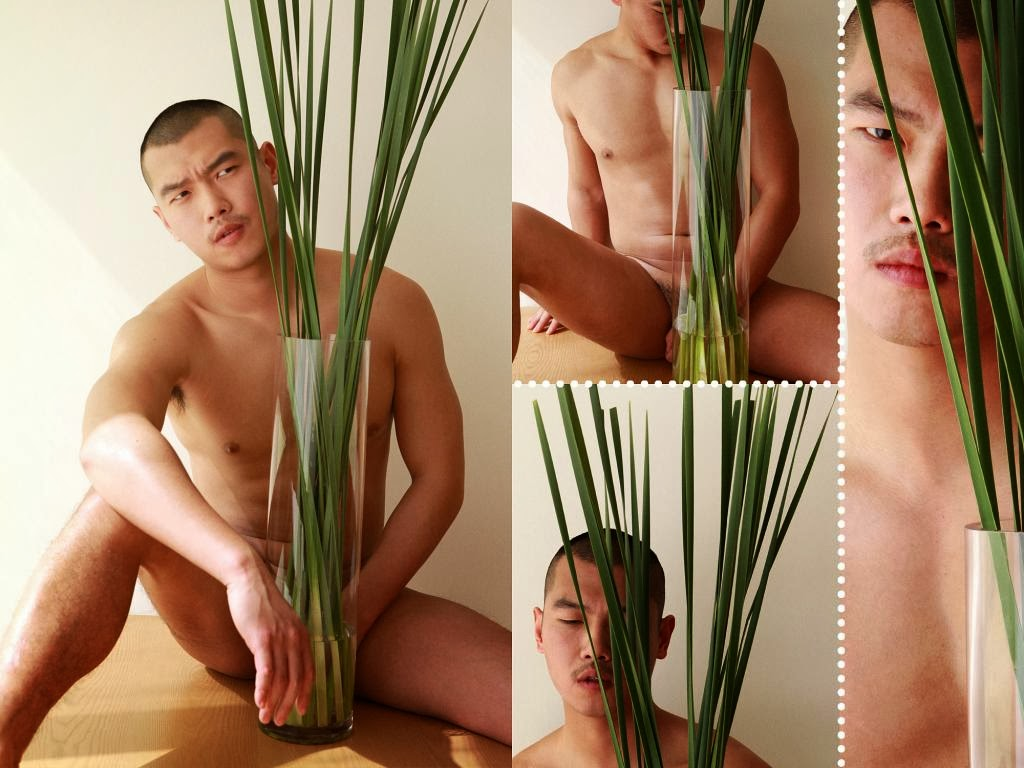 Chinese Boy nude